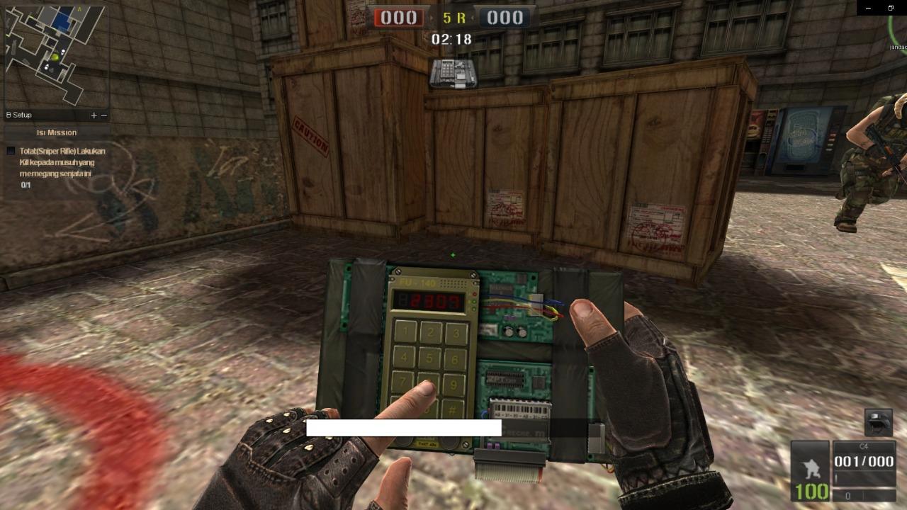 เล่นPointBlank เทคนิคเล่นให้ชนะ-2