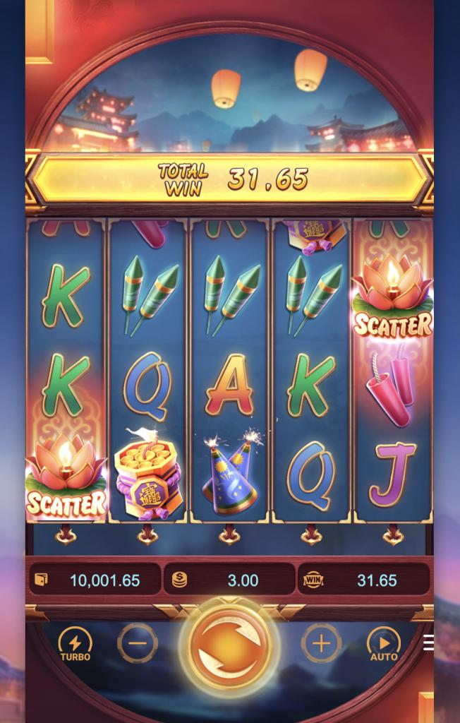 เกมสล็อต-Gametips-Wild Fireworks-2