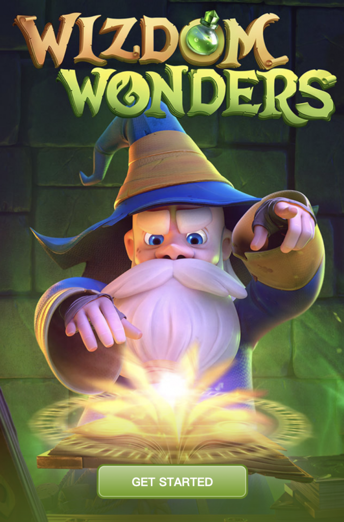 เกมมือถือสุดฮิต-สล็อตออนไลน์-Wizdom Wonders-1