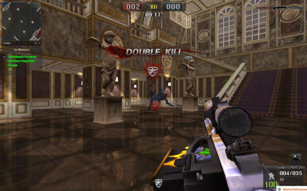 Point-blank-วิธีเล่นเกมยิงปืนบน PC กดมันส์ ยิงยับ(1)