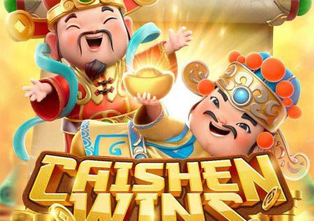 รีวิวเกมสล็อต Caishen Wins เกมแห่งโชคลาภ