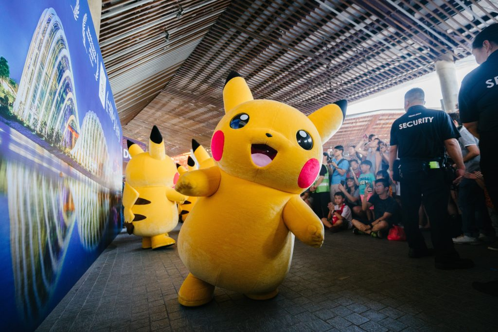 Pokemon Go ไทย gametips