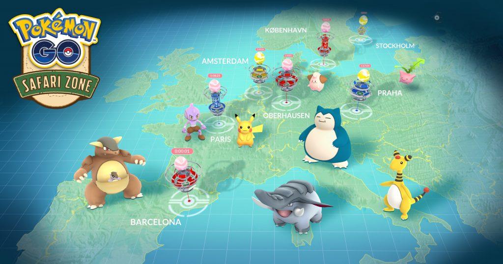 Pokemon Go ตัวไหนเก่ง 2020 ต้องตามล่าเก็บ(1)
