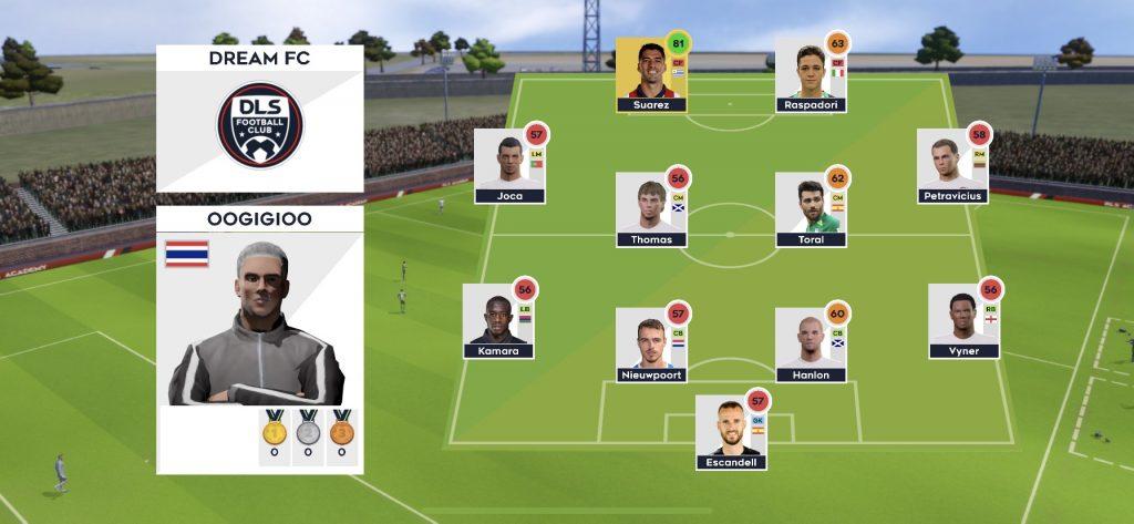 Dream League Soccer -Gametips