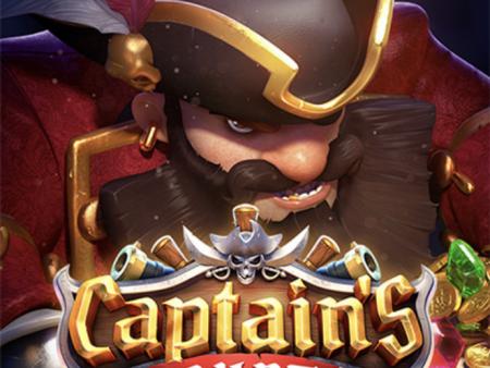 รีวิวเกมสล็อต Captain's Bounty