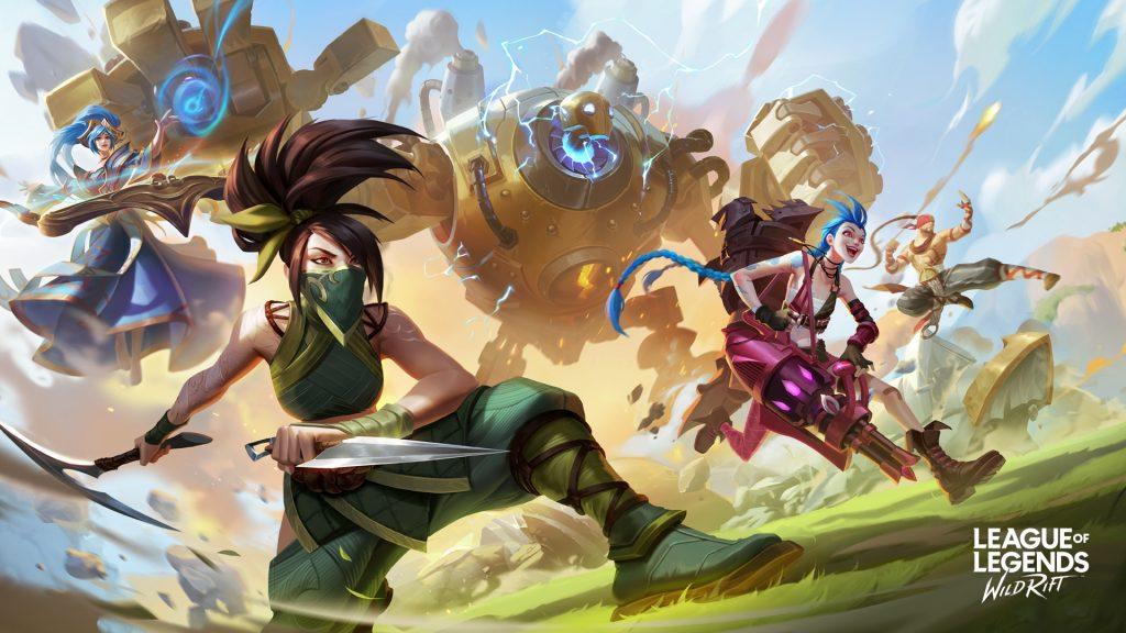 League of Legends ไทย ตีป้อมแฟนตาซี1