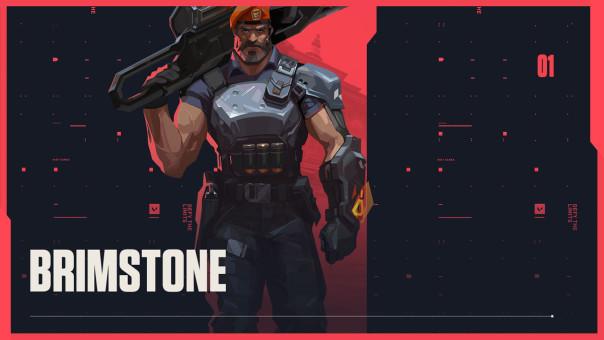 Valorant สกิล ตัวละครทั้ง 5 ที่โดดเด่น-brimstone-valvorant-gametips