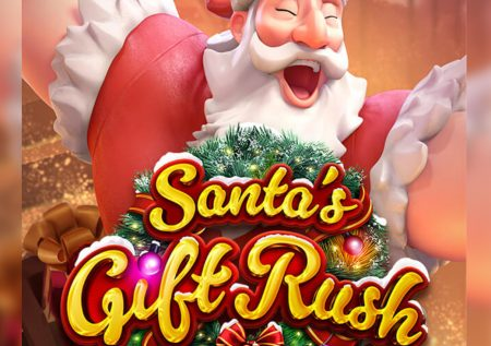 รีวิวเกม Santa's Gift Rush ปั่นสล็อตรวยก่อนปีใหม่
