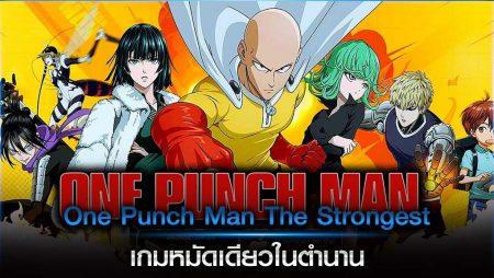 One Punch Man The Strongest เกมหมัดเดียวในตำนาน