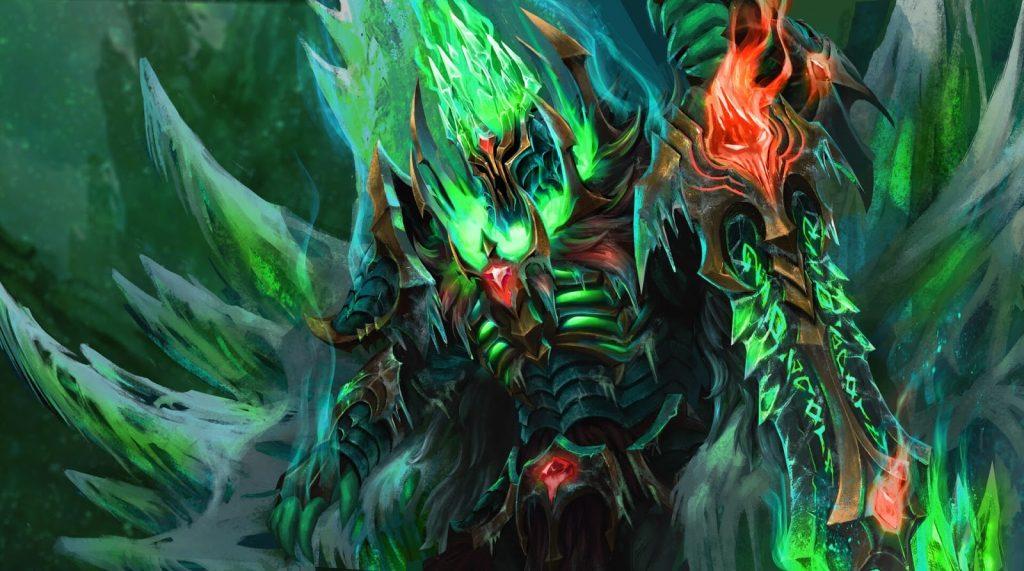 ฮีโร่ Dota2 น่าเล่น มาแรงมีใครบ้าง2Wraith King
