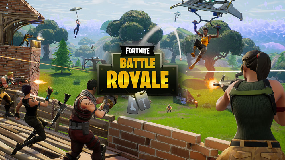 วิธีเล่น Fortnite ฉบับมือใหม่หัดยิง(1)
