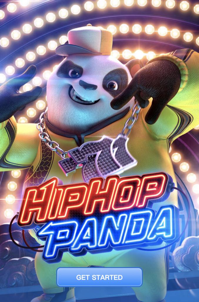 Hip Hop Panda-pg soft-1