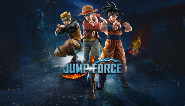 Jump Force Character 5 คาแรคเตอร์ยอดฮิต1