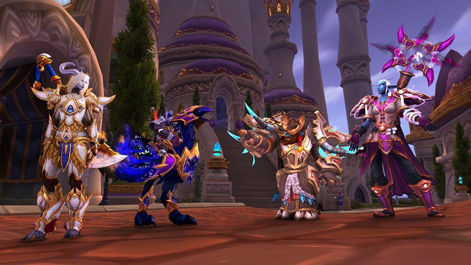 World of Warcraft ผจญภัย 3 ชนเผ่าสุดขลัง2