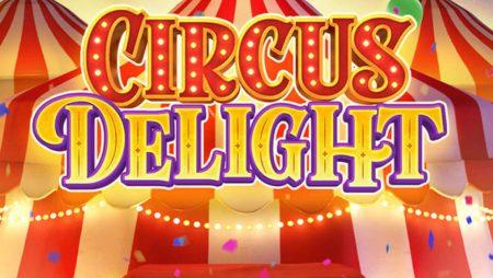 รีวิวสล็อต Circus Delight ละครสัตว์แฟนตาซี