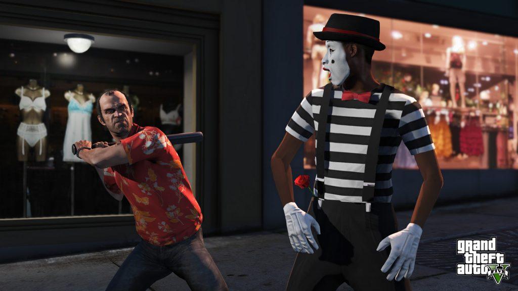 Grand Theft Auto IV เอาชีวิตรอดในเมืองโหด2