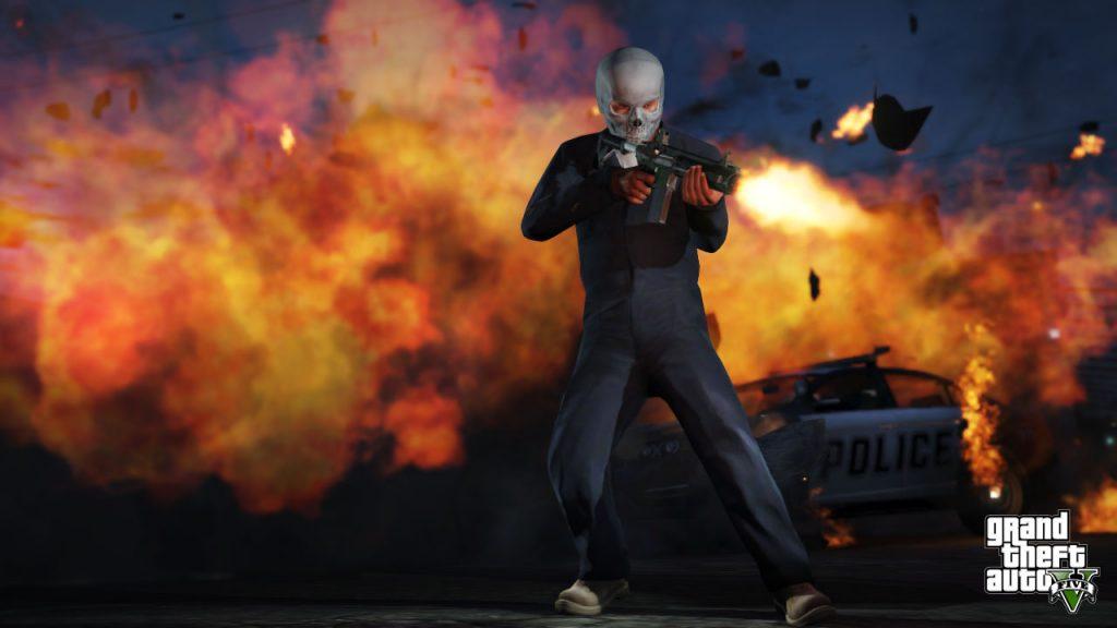 Grand Theft Auto Online เกมสุดโหด ท้าให้ลอง2