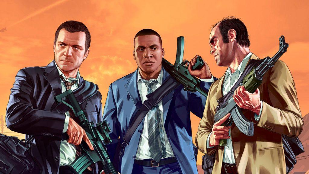 Grand Theft Auto V เล่นให้สนุก ไม่ยุ่งยาก2