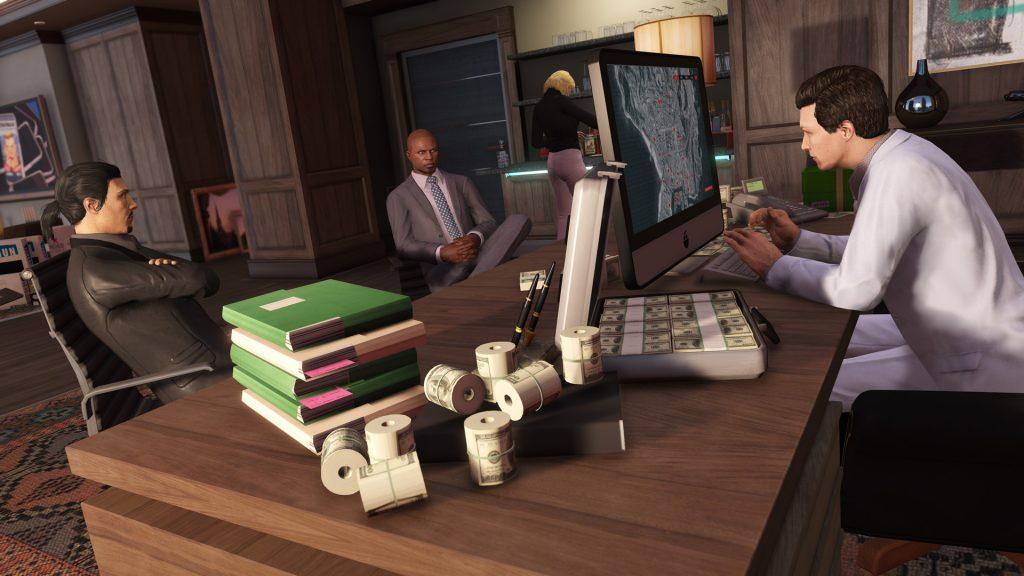 Grand Theft Auto เกมคลายเครียดสุดโหด (2)