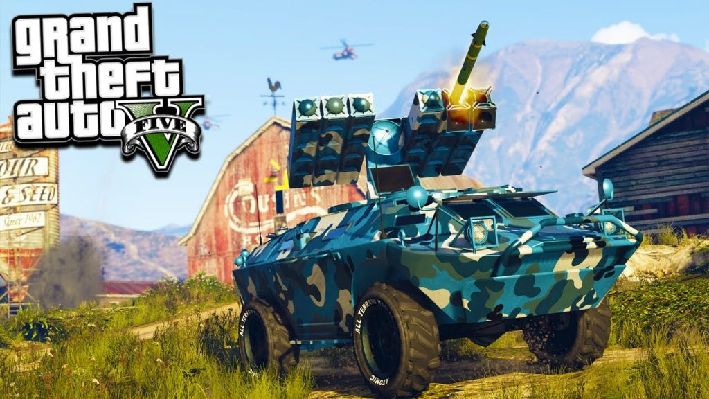สูตร Grand Theft Auto V (อยากมันส์ต้องอ่าน)1
