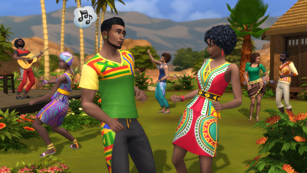 The Sims 4 สูตร เล่นอย่างโปร1