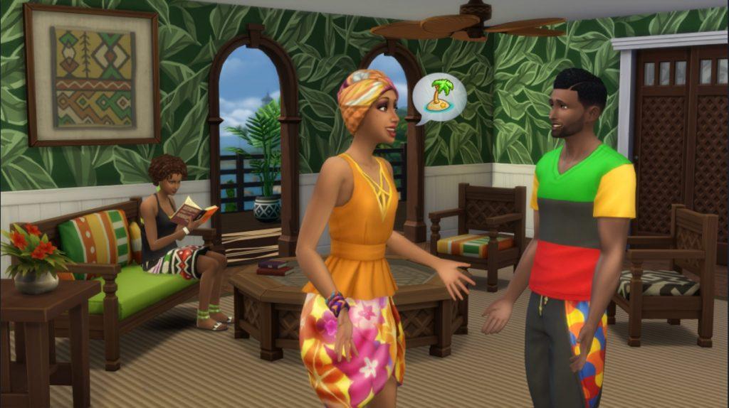 The Sims 4 mod ภาษาไทย โหมดบันเทิงที่ห้ามพลาด(1)