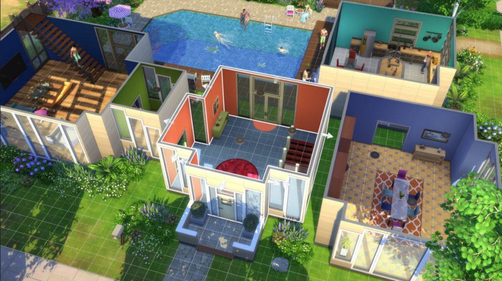 The Sim4 ไทย เกมจำลองชีวิตสุดปัง(2)