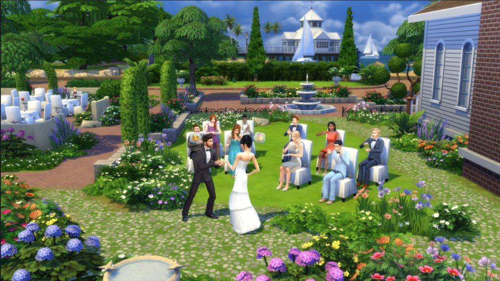 The Sims 4 ฟรี เล่นง่าย สร้างมิตรภาพ(2)