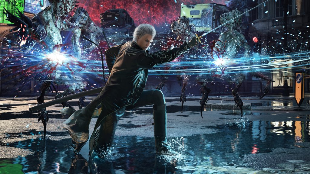 Devil May Cry 5 Special Edition ฉากพิเศษ(2)