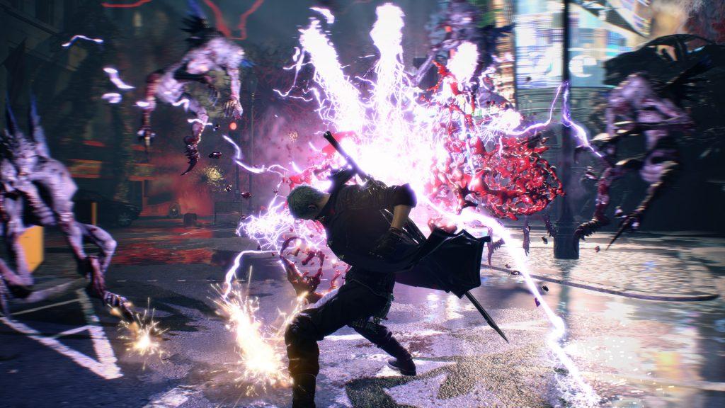 Devil May Cry 5 ไทย เนื้อหาเกม กินใจ(1)