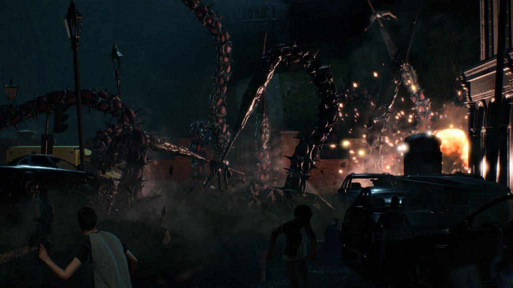 Devil May Cry 5 ไทย เนื้อหาเกม กินใจ(2)