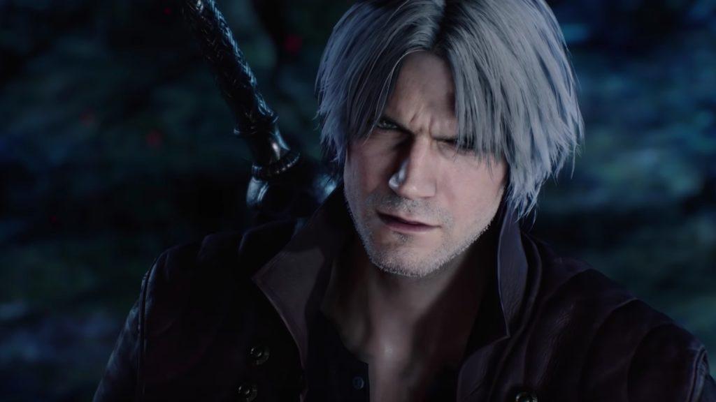Dante-Devil May Cry 5 รีวิว Gametips