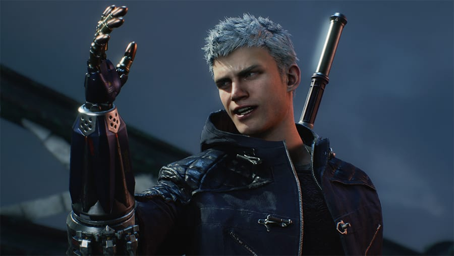Nero Devil May Cry 5 รีวิว Gametips