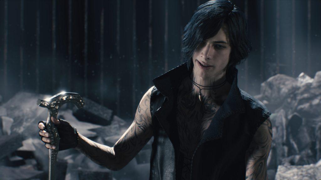 Devil May Cry 5 รีวิว V Gametips