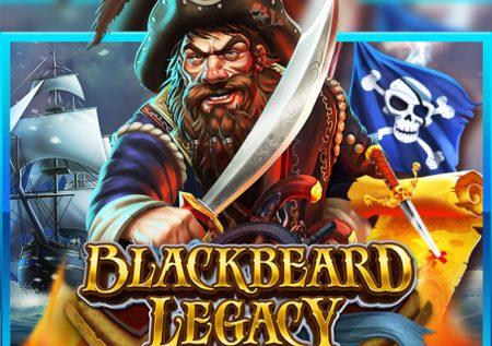 Blackbeard Legacy รีวิวเกมสล็อต โจรสลัดล่าขุมทรัพย์