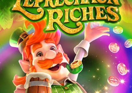 Leprechaun Riches เกมสล็อต ภูติจิ๋วลุ้นเหรียญทองคำ