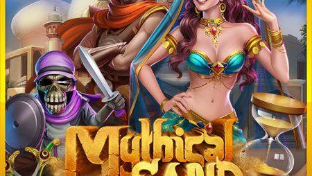 เกมสล็อต MYTHICAL SAND ธีมอะลาดิน อาหรับราตรี