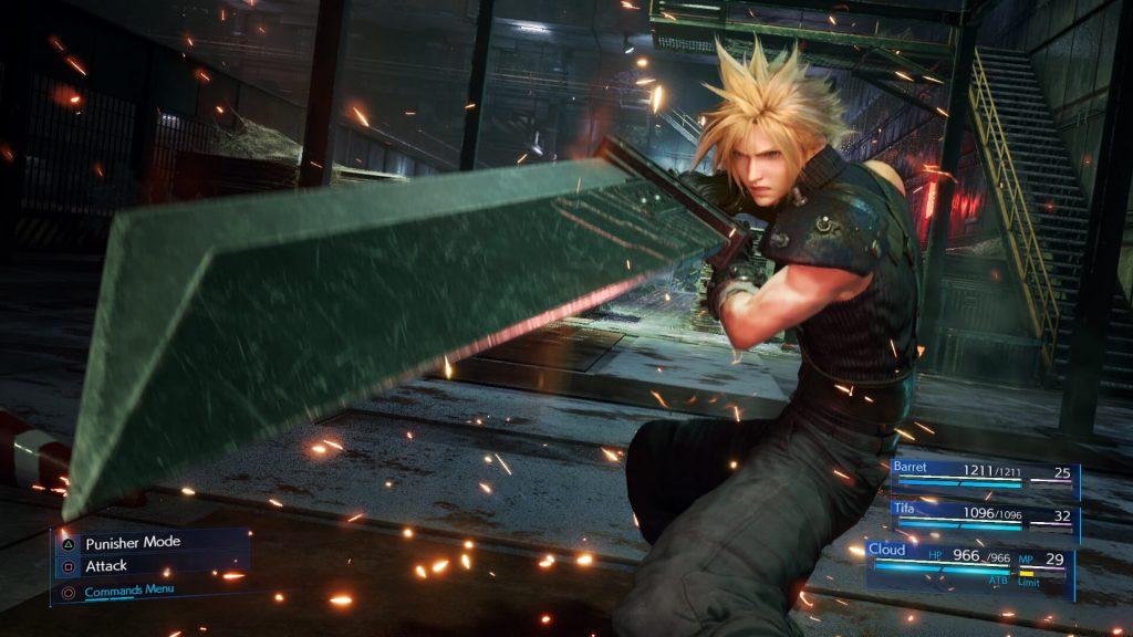 Final Fantasy 7 Remake PC ฉบับปรับใหม่2