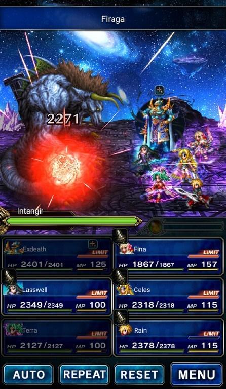 Final Fantasy Brave Exvius เกมดังจากซีรีย์2