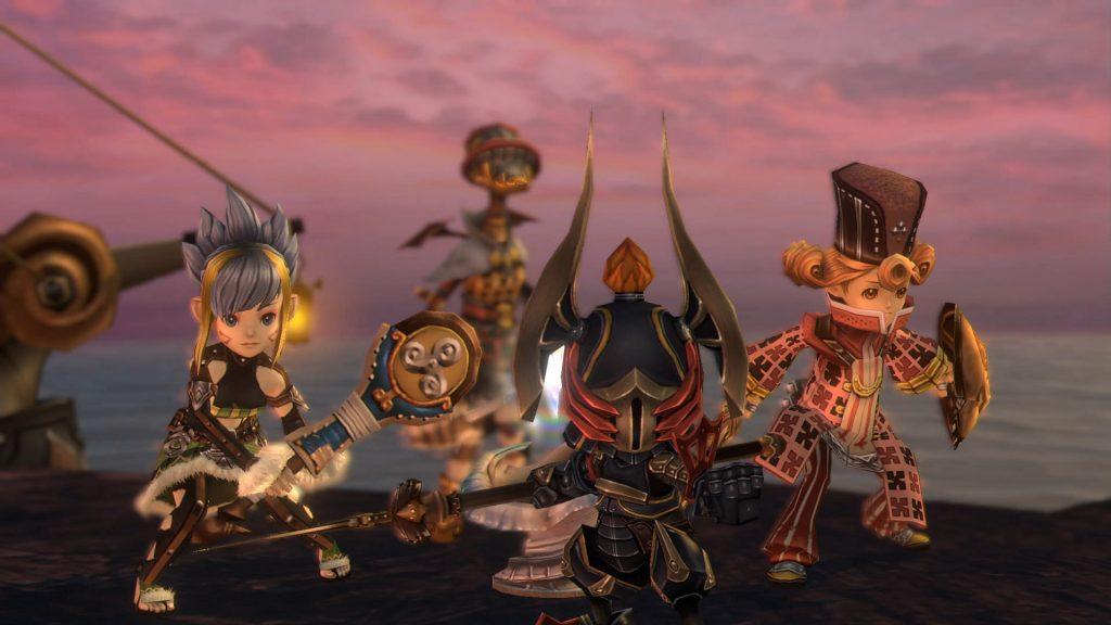 Final Fantasy Crystal Chronicles เกมภาคแรก1