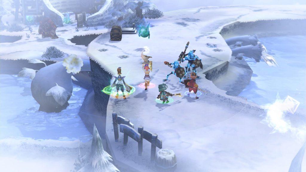 Final Fantasy Crystal Chronicles เกมภาคแรก2