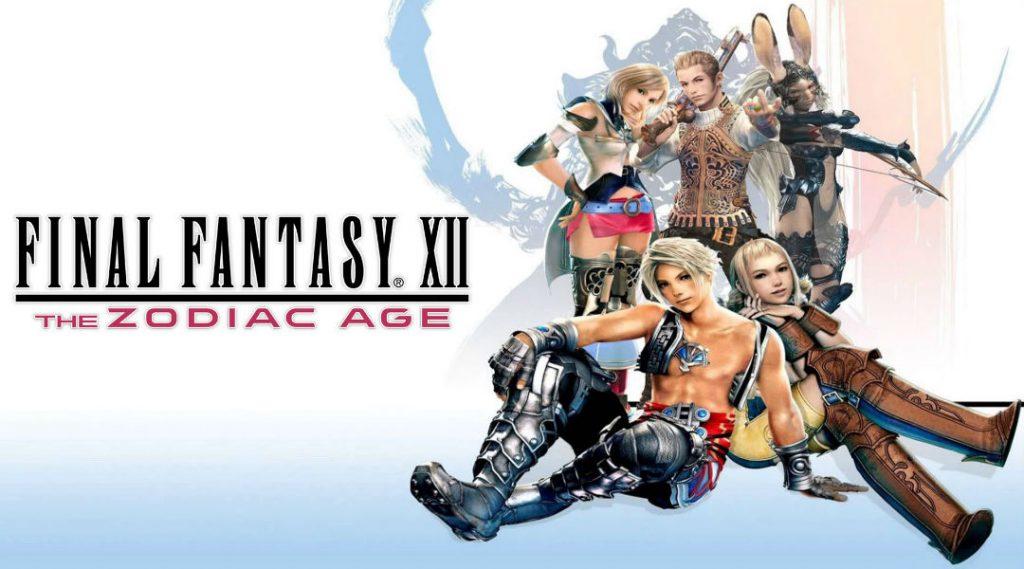 Final Fantasy คือ วีดีโอเกมขายดีที่สุดตลอดกาล-final-fantasy-xii-the-zodiac-age