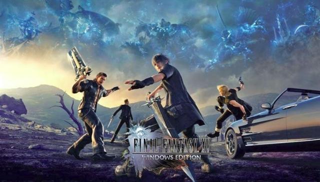 Final Fantasy คือ วีดีโอเกมขายดีที่สุดตลอดกาล-ไฟนอลแฟนตาซี XV