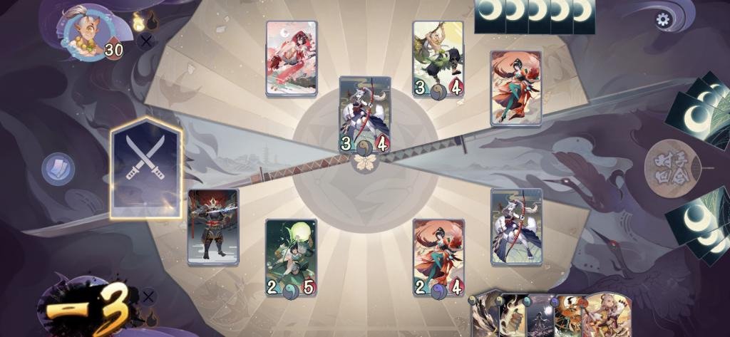 Onmyoji card game เกมการ์ด มาใหม่ น่าโดน3