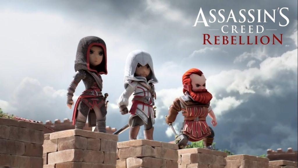 ASSASSINS CREED REBELLION Gametips