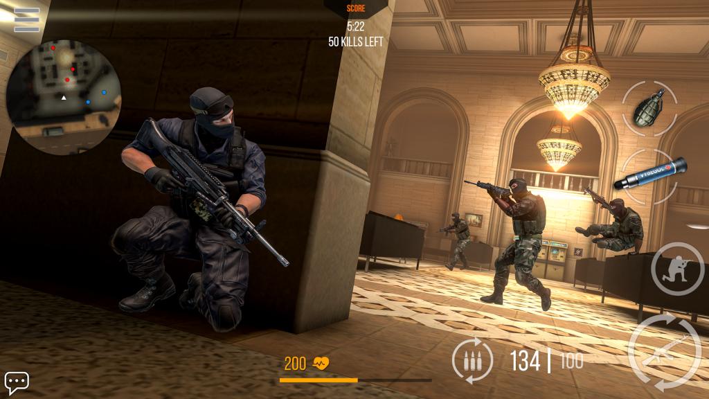 เกม Moba มือถือ เกมยิงปืนที่มาแรง 5 อันดับ2