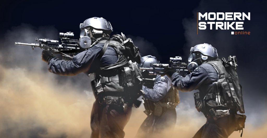 Modern Strike Online-Gametips