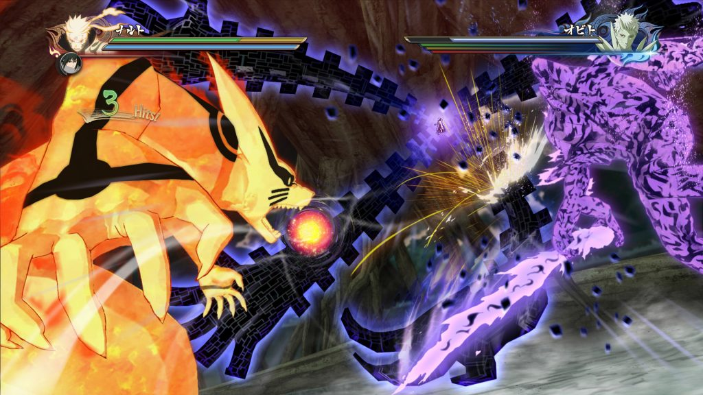Games Naruto นินจา ร่ายคาถาสุดป่วน(2)