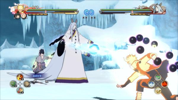 Naruto Storm 4 ศึกยุทธภพ เจ้าแห่งนินจา1