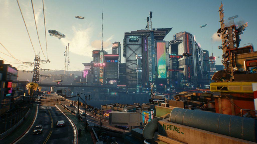 Cyberpunk 2077 Steam เกมนี้ต้องได้ลอง1